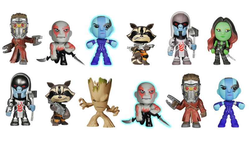 Guardians Of The Galaxy Mystery Minis main:02