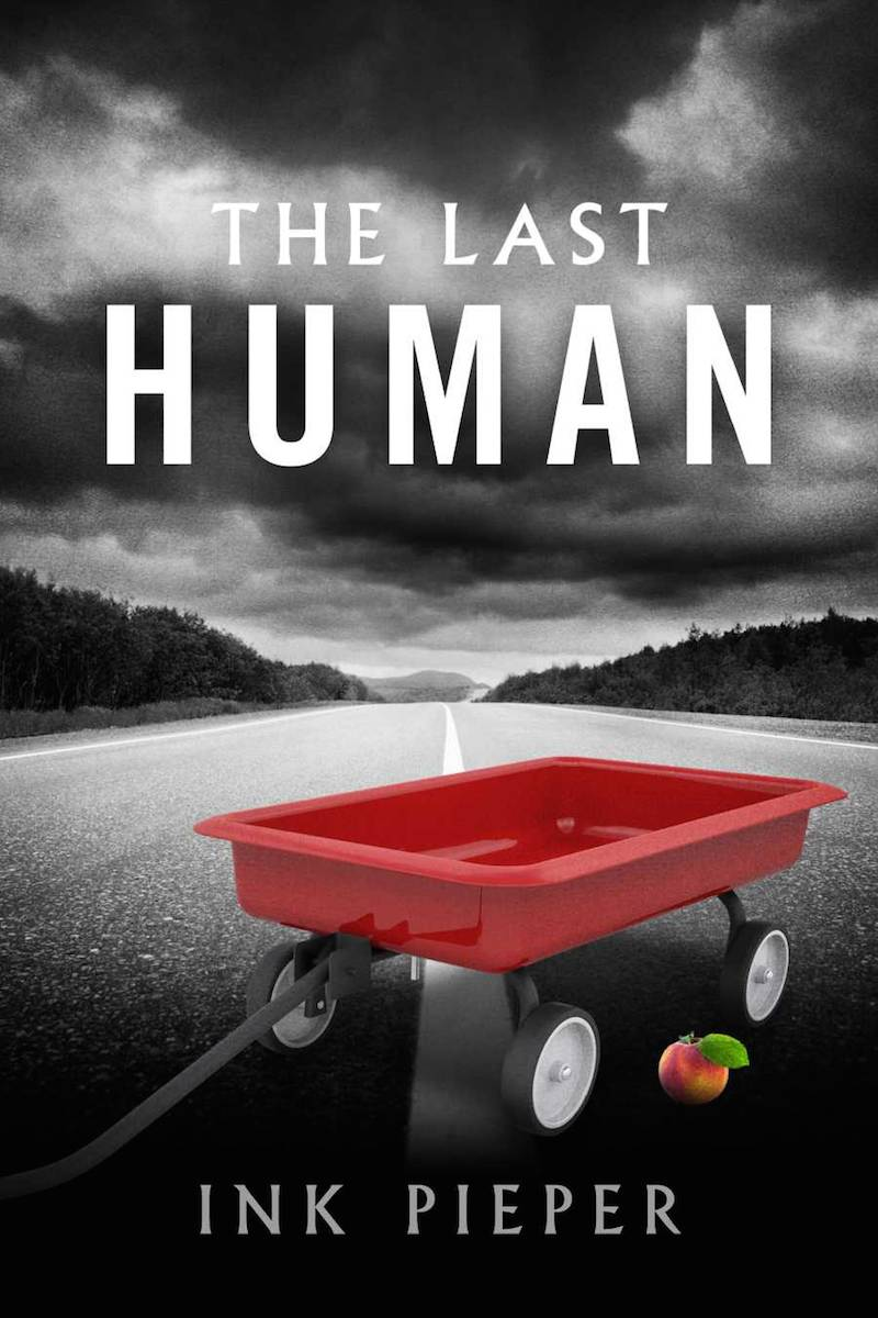 Ink Pieper The Last Human cover