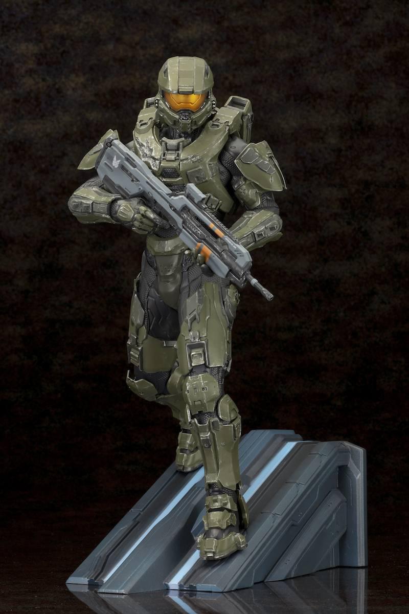 Kotobukiya ArtFX Halo Master Chief 01