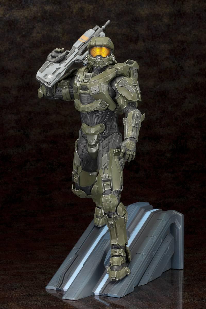 Kotobukiya ArtFX Halo Master Chief 02