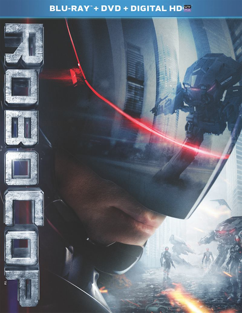 Robotcop cover