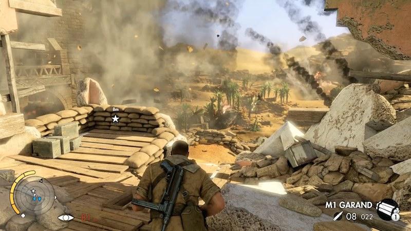 Sniper Elite III 03
