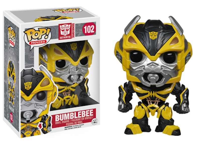 Transformers Age Of Extinction 102 Bumblebee