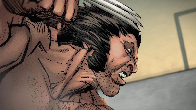 Wolverine Weapon X Tomorrow Dies Today 02