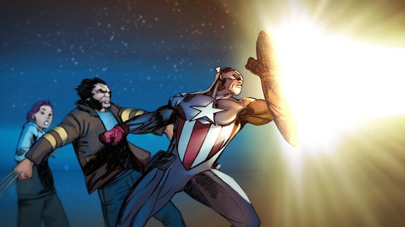 Wolverine Weapon X Tomorrow Dies Today superfriends