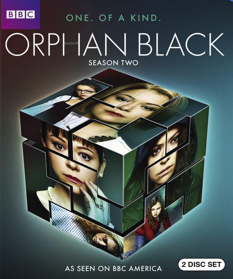 Orphan Black Season Two cover