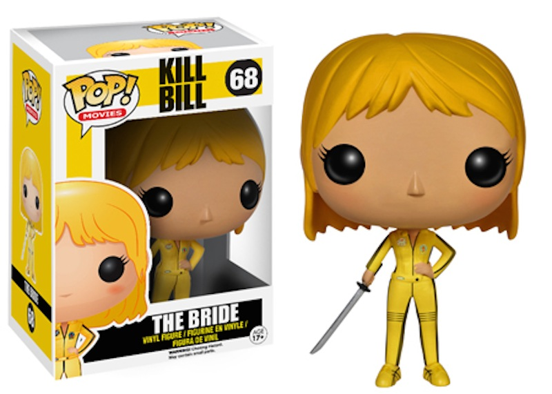 Funko Kill Bill Pop 68 The Bride