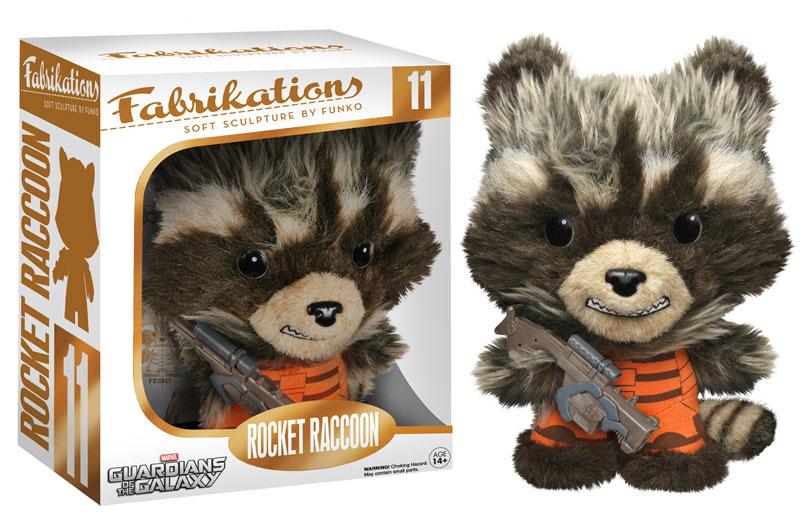 Funko Rocket Raccoon Guardians Of The Galaxy