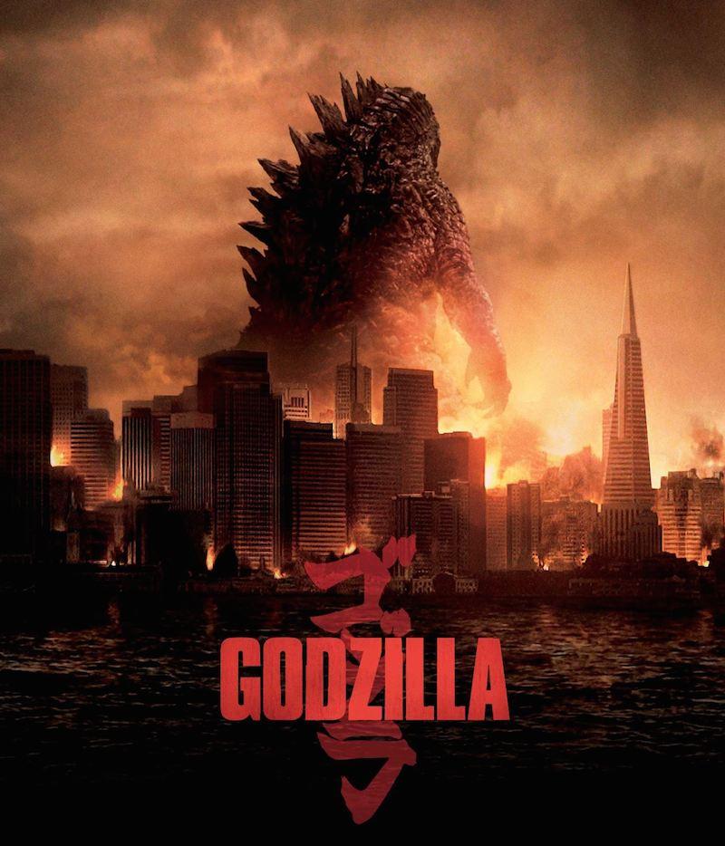 Godzilla cover