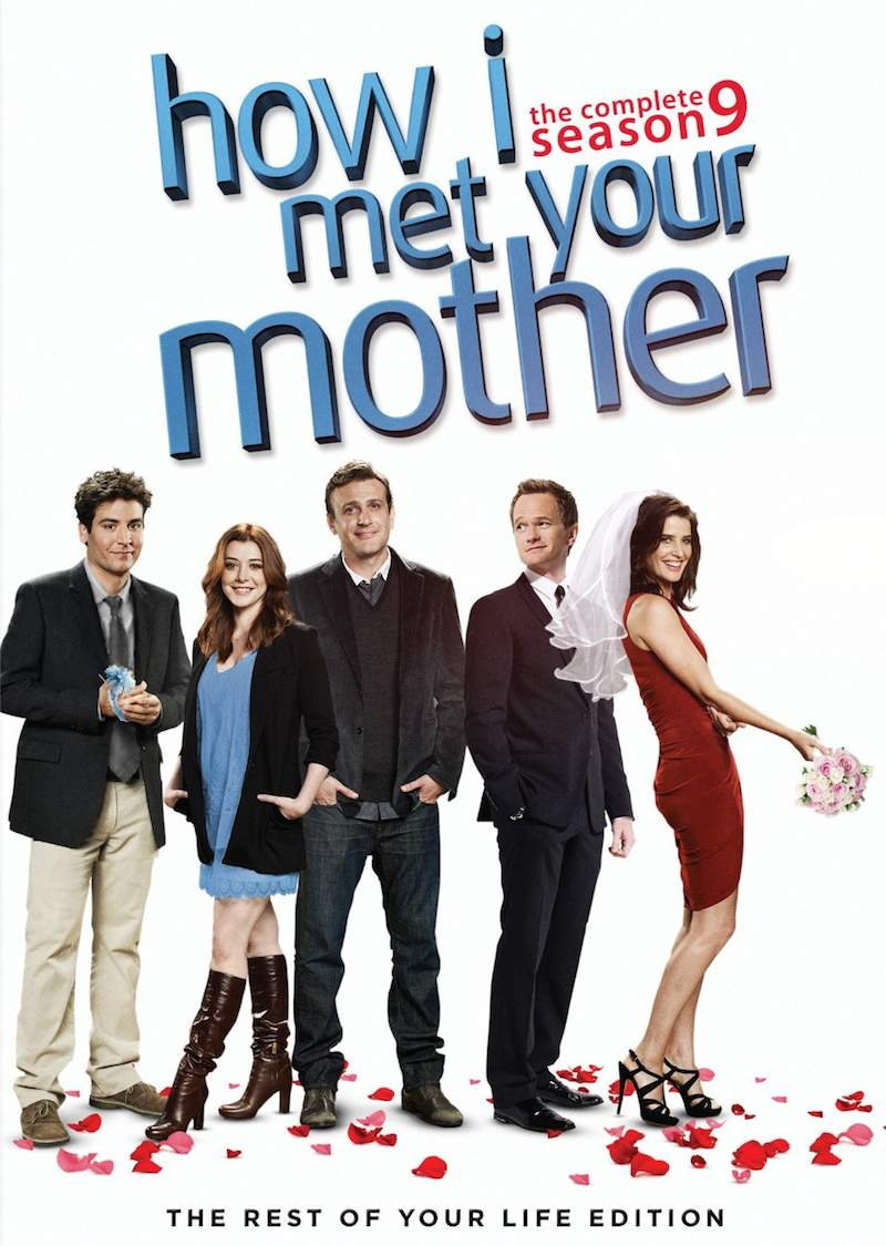 How I Met Your Mother The Whole Story Season Nine cover 2