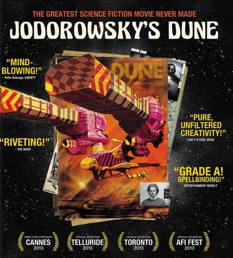 Jodorowskys Dune cover