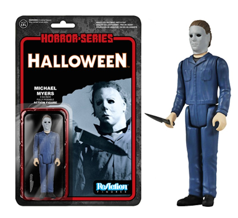 Michael Myers Halloween Reaction Funko