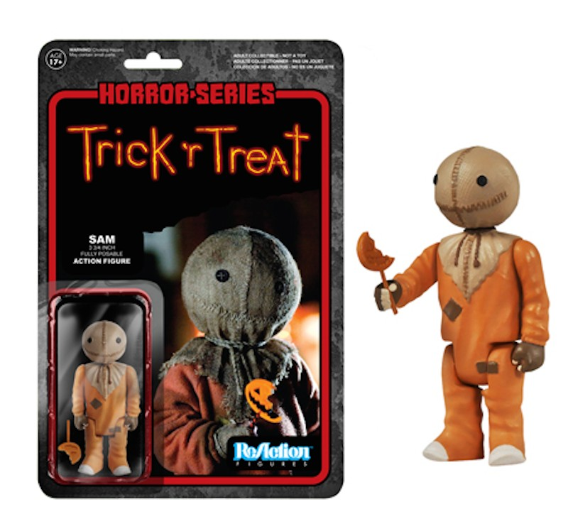 Sam Trick R Treat Funko