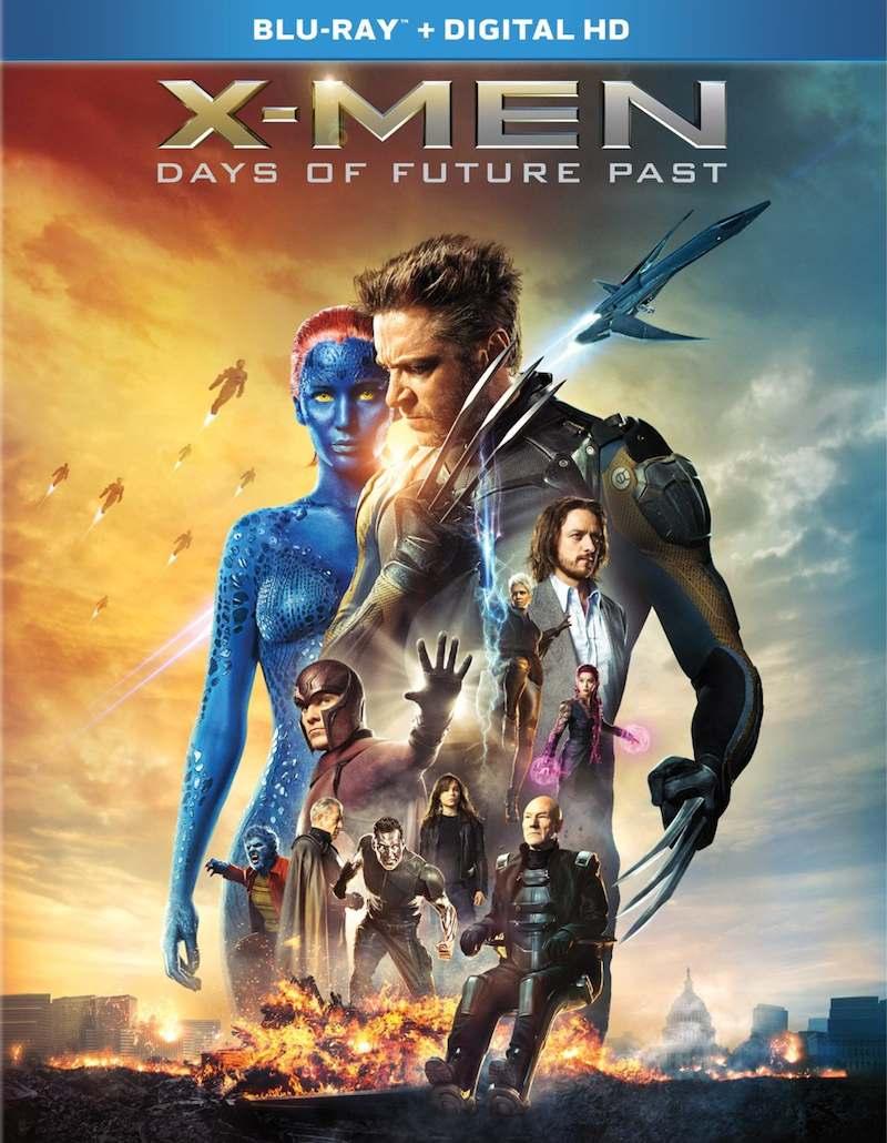 X-Men Days Of Future Past cover