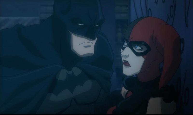 Batman Assault On Arkham 01