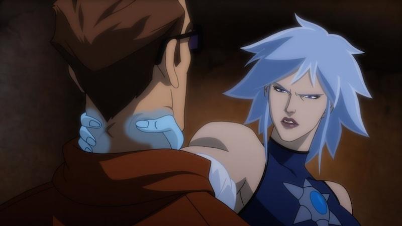 Batman Assault On Arkham Killer Frost