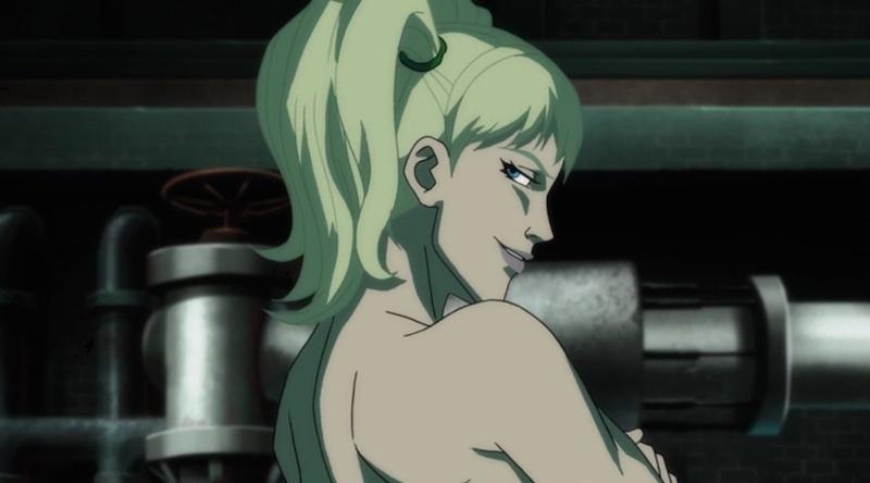 Batman Assault On Arkham nudity