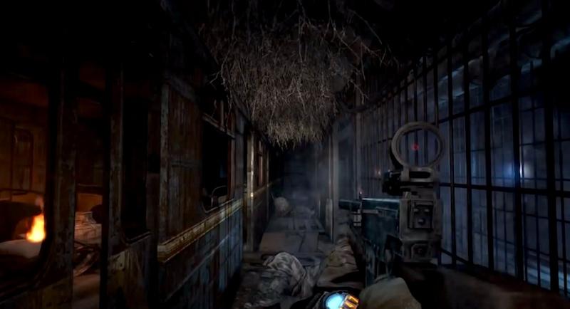 Metro Redux Metro 2033 Metro Last Light 02
