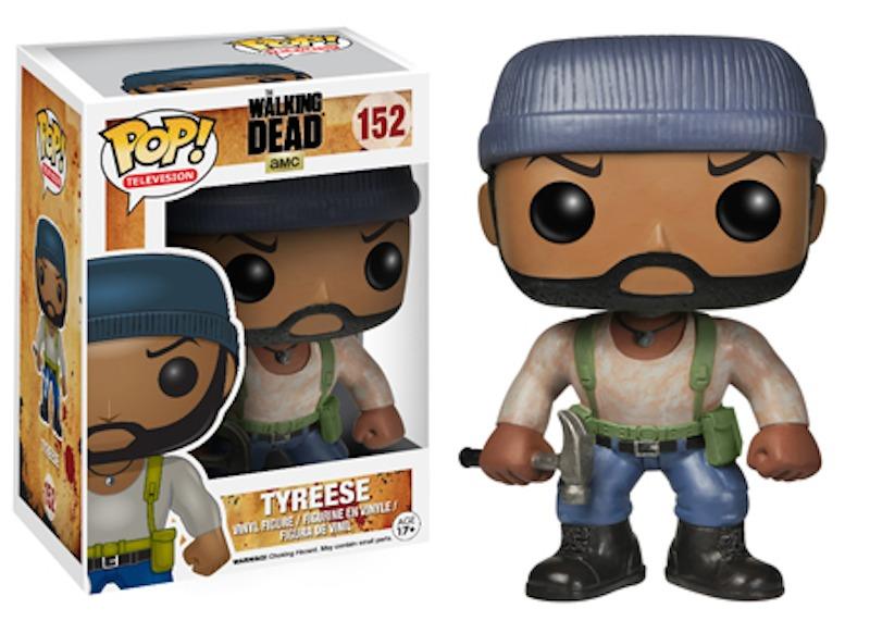 The Walking Dead Series 5 Funko POP 152 Tyreese