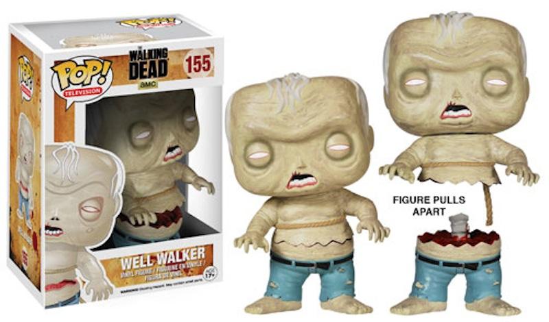 The Walking Dead Series 5 Funko POP 155 Well Walker