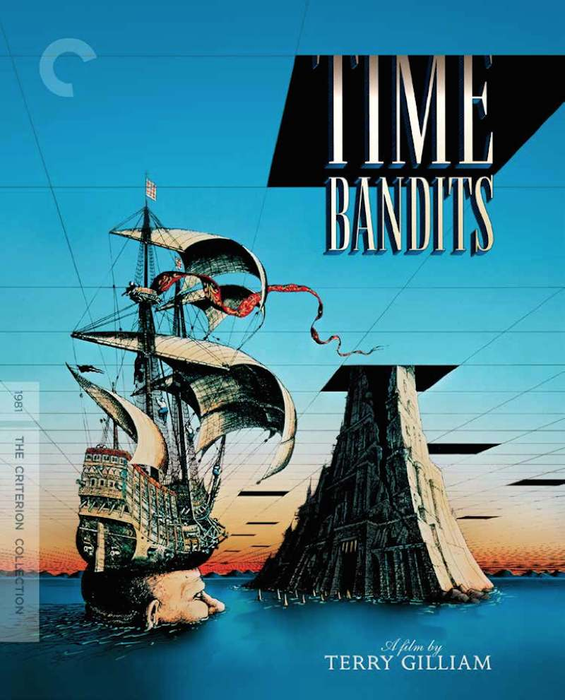 Criterion Time Bandits cover