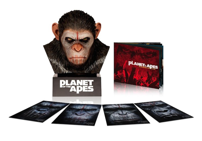 Dawn Of The Planet Of The Apes ceasar