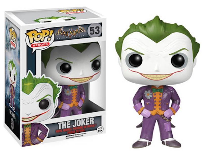 Funko Batman Arkham Asylum 53 The Joker