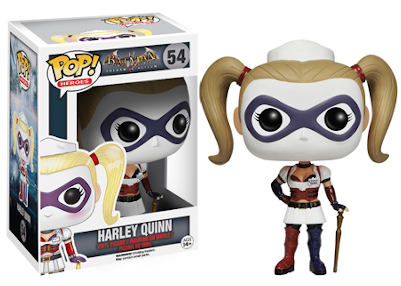 Funko Batman Arkham Asylum 54 Harley Quinn