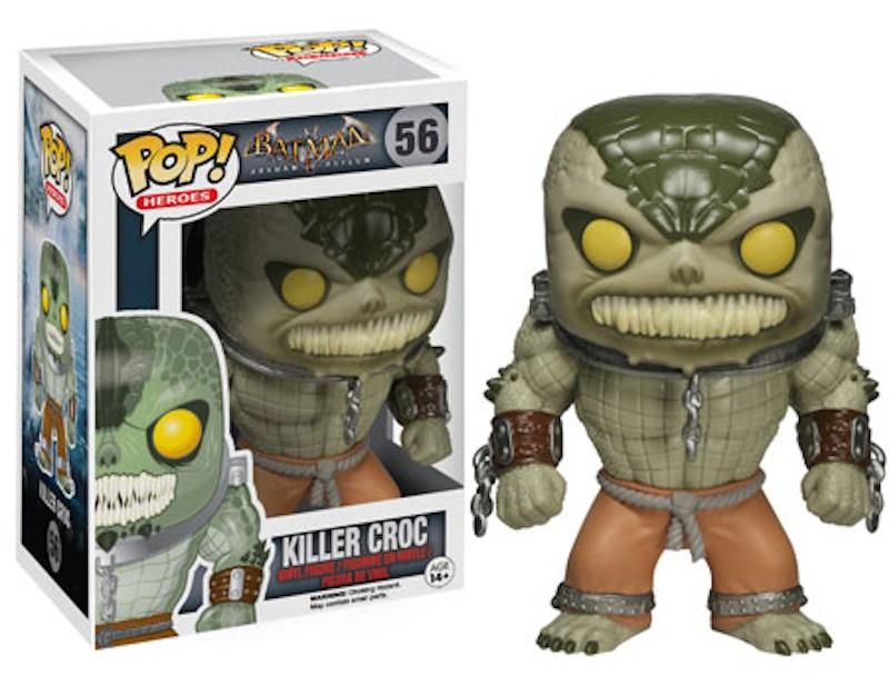 Funko Batman Arkham Asylum 56 Killer Croc