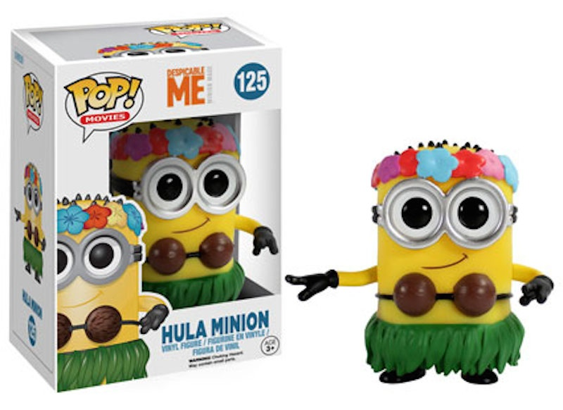 Funko Despicable Me 125 Hulu Minion