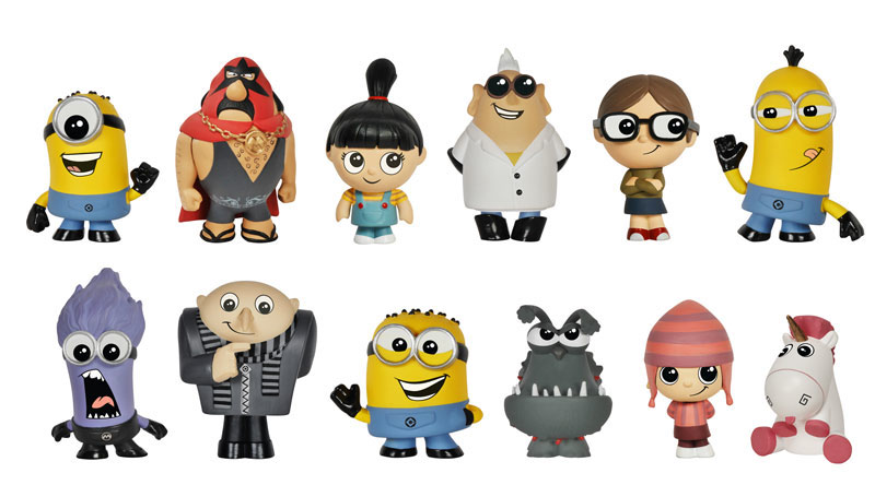 Funko Despicable Me Mysery Minis