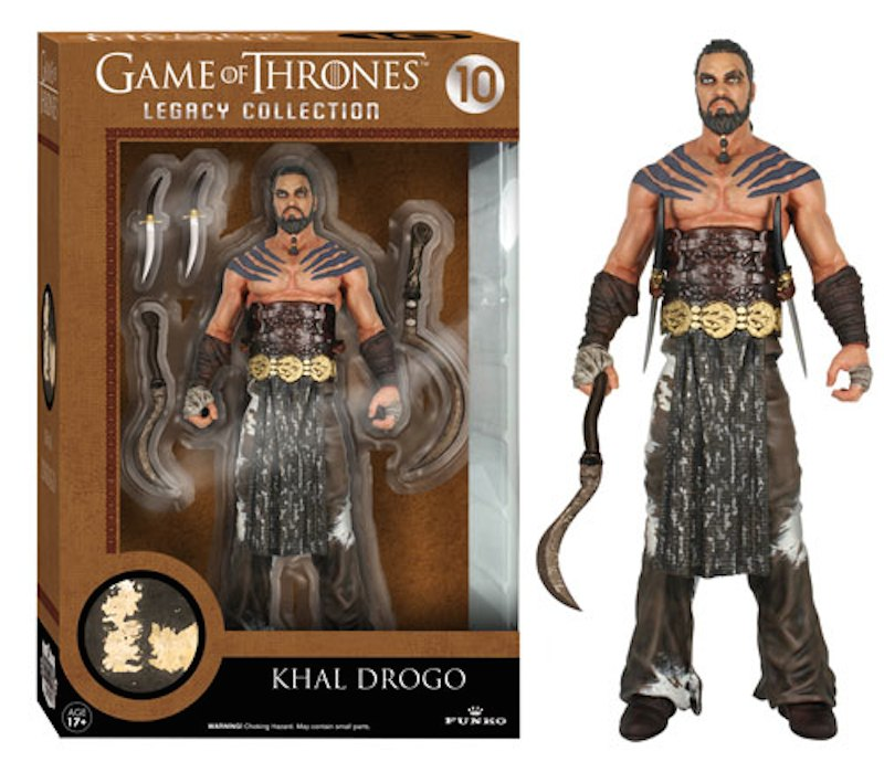 Funko Game Of Thrones Legacy Collection 10 Khal Drogo