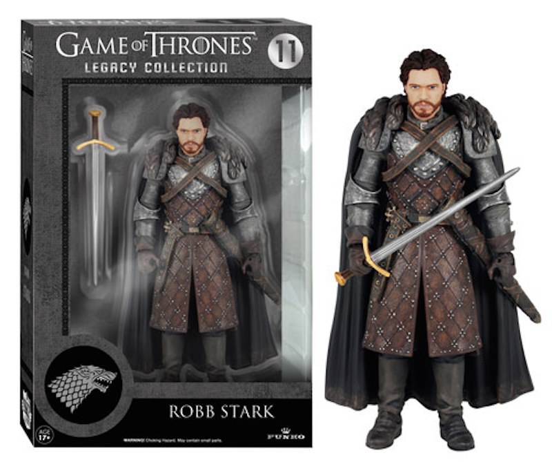 Funko Game Of Thrones Legacy Collection 11 Rob Stark