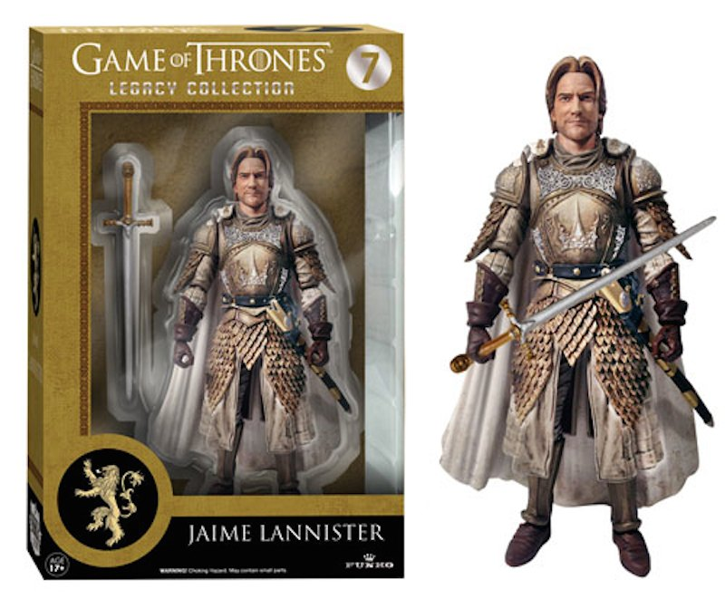 Funko Game Of Thrones Legacy Collection 7 Jaime Lannister