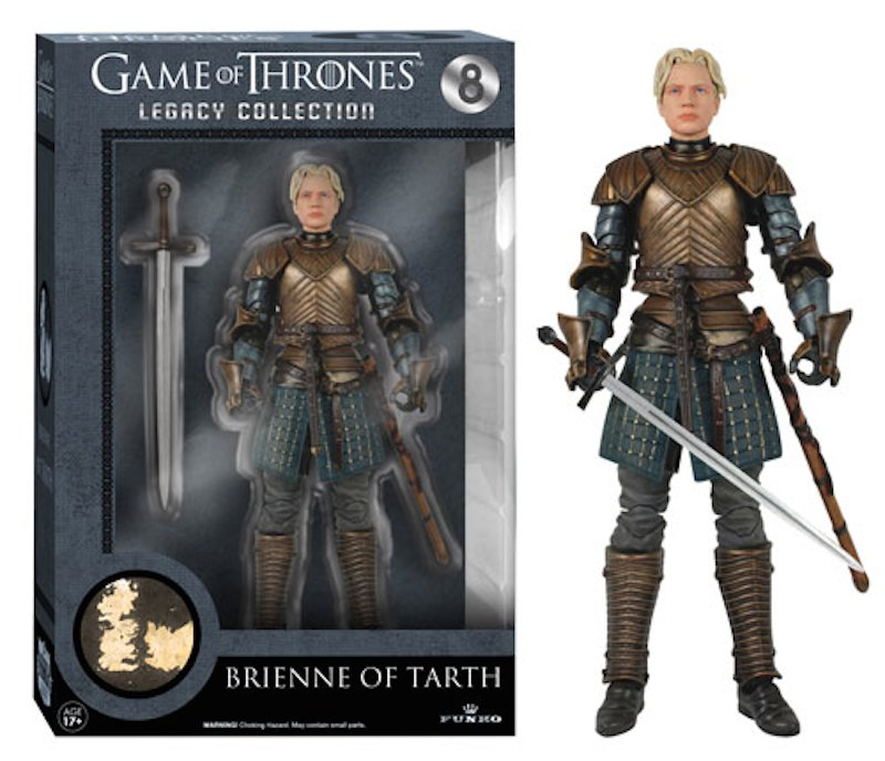 Funko Game Of Thrones Legacy Collection 8 Brienne Of Tarth