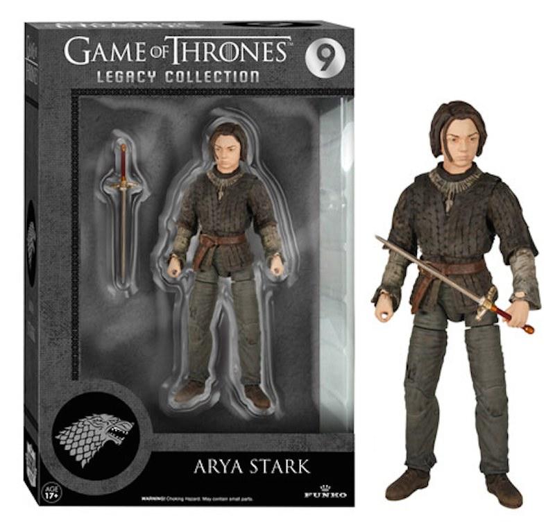 Funko Game Of Thrones Legacy Collection 9 Arya Stark