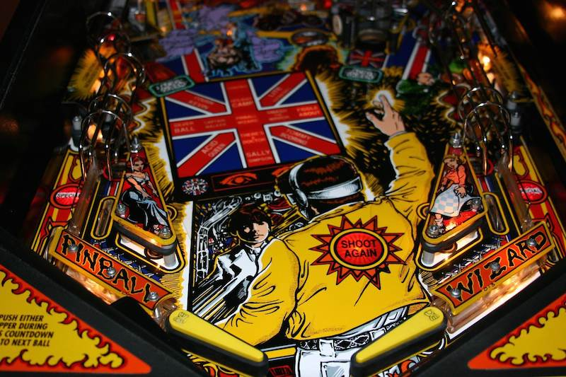 The Who Pinball Arcade