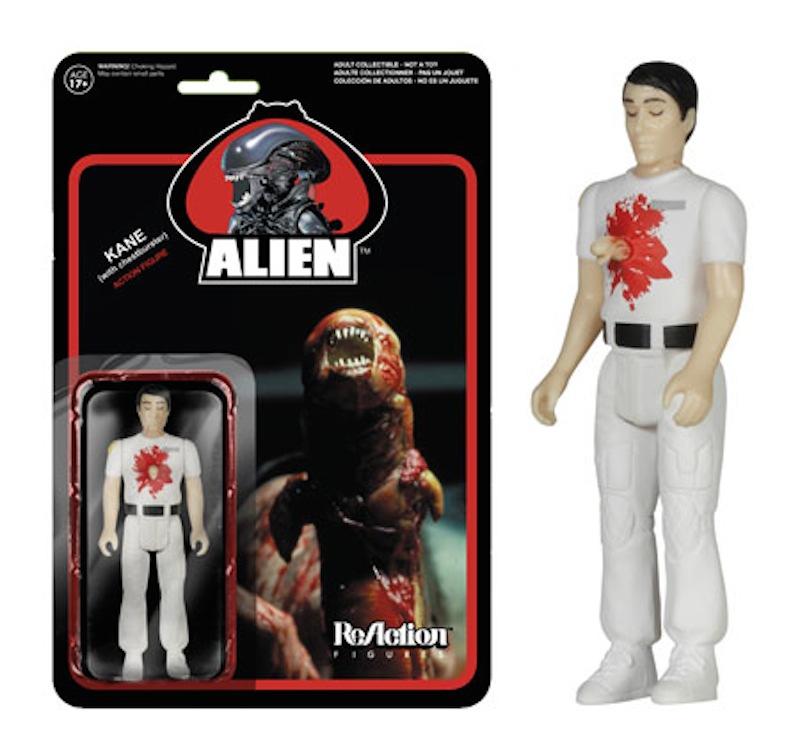 Funko ReAction Alien Kane chestburster