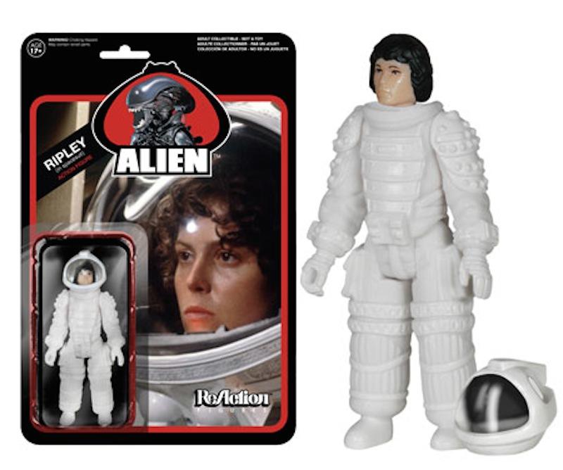 Funko ReAction Alien Ripley