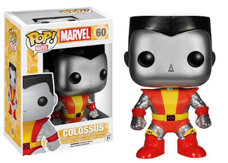 Funko X-Men Deadpool 60 Colossus