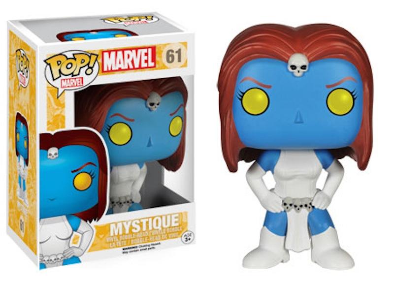 Funko X-Men Deadpool 61 Mystique