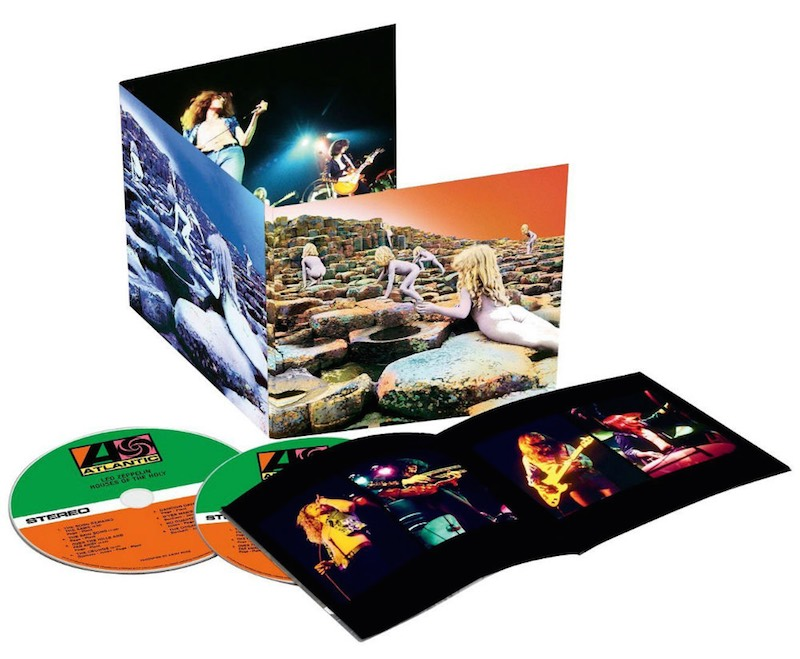 Led Zeppelin IV Houses Of The Holy Deluxe houses