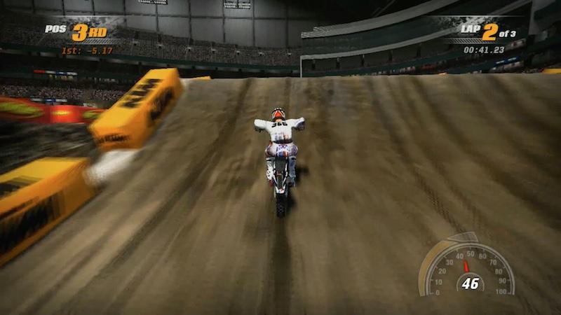 MX Vs ATV Supercross bike 1