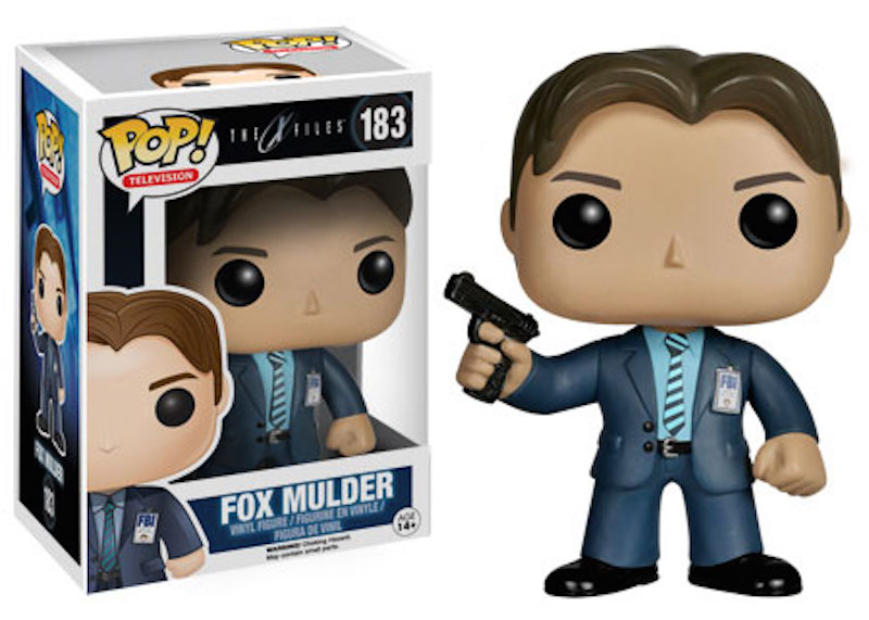Funko X-Files 183 Fox Mulder
