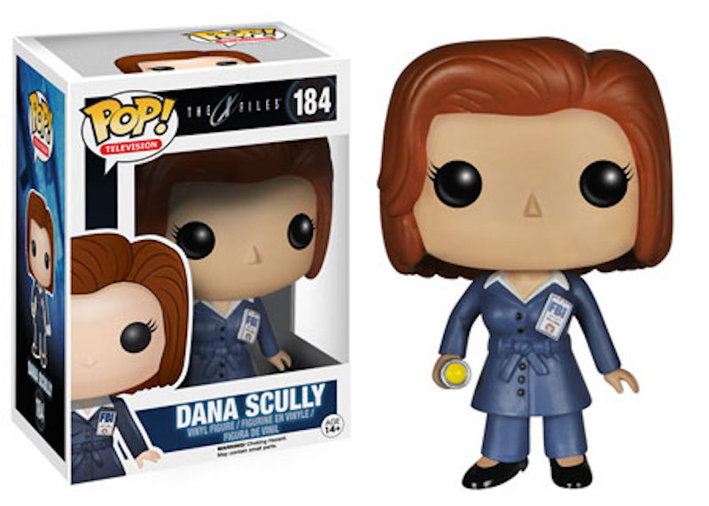 Funko X-Files 184 Dana Scully