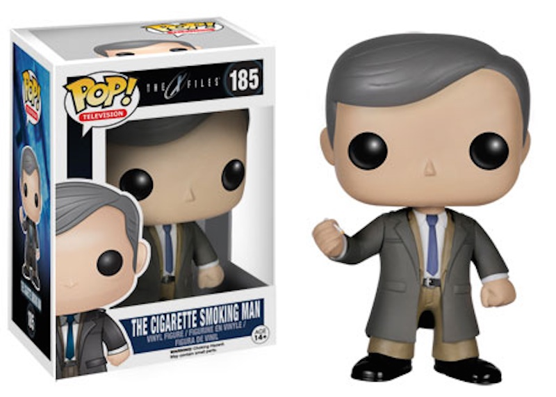 Funko X-Files 185 The Cigarette Smoking Man