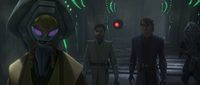 Star Wars The Clone Wars The Lost Missions 01