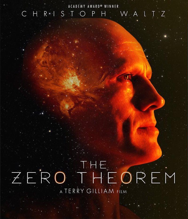 Zero Theorem Terry Gilliam cover