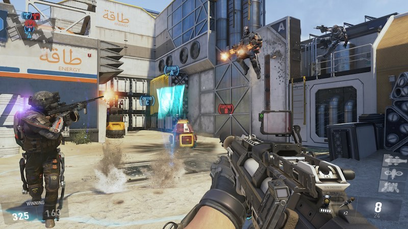 Best Games Of 2014 Call Of Duty Advanced Warfare