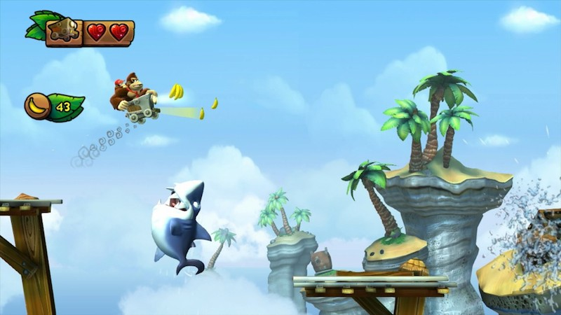 Best Games Of 2014 Donkey Kong Country